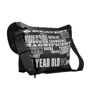 63rd Birthday Party Greatest Sixty Three Year Old Courier Bag