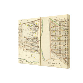 6465 Scarsdale, East Chester Canvas Print