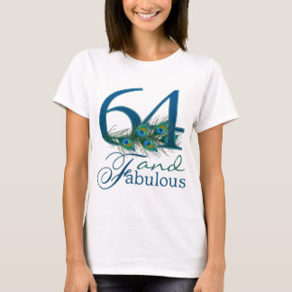 64th Birthday Shirts