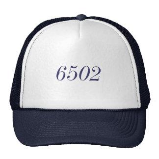 6502 cpu trucker hat