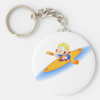 65_girl_paddler key ring