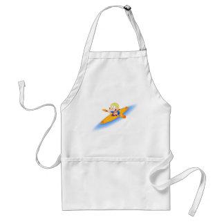 65_girl_paddler standard apron