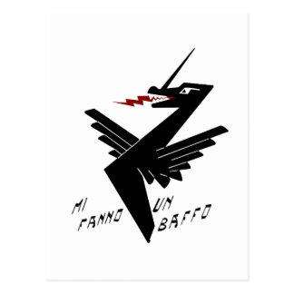 65 Squadriglia Assalto Postcard