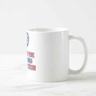 65 year old birthday gifts basic white mug