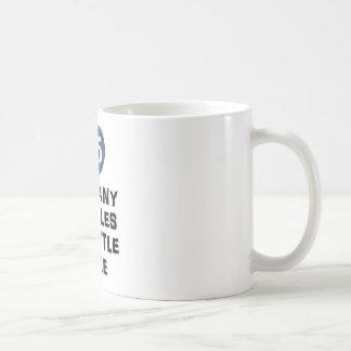 65 year old candle designs basic white mug