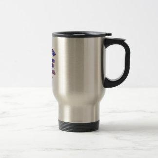 65 year old design stainless steel travel mug