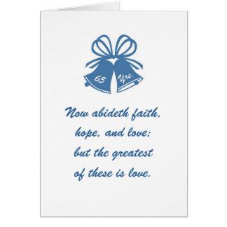 65 years of love greeting card