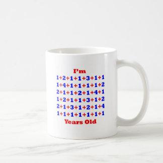 65 Years old! Coffee Mug