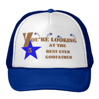 65Best Ever 5-Star Godfather Cap
