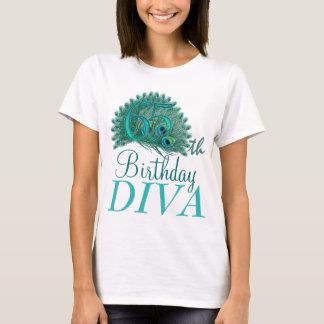 65th Birthday Diva Shirts