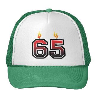 65th Birthday Party Cap