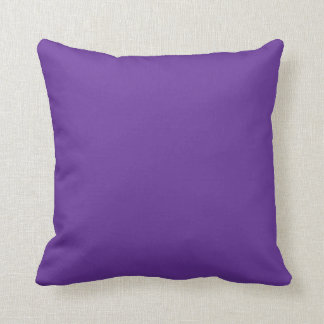 663399 Solid Color Purple Background Template Cushion