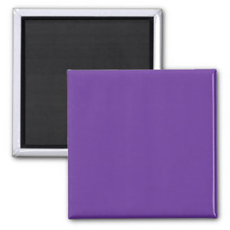 663399 Solid Color Purple Background Template Magnet