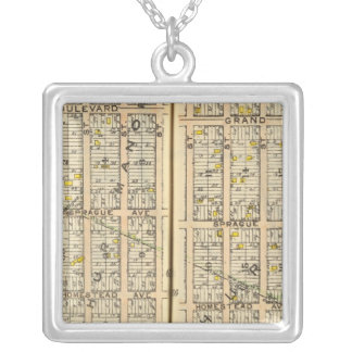 6667 Scarsdale, East Chester Silver Plated Necklace