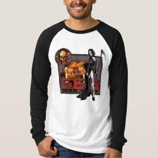 666 - Basic Long Sleeve Raglan T-Shirt
