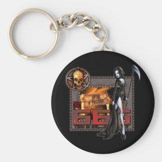 666 - Keychain