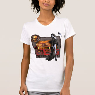 666 Ladies Crew Kneck T-Shirt