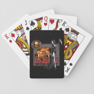 666 Playing Cards