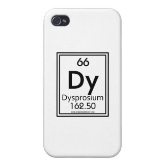 66 Dysprosium Covers For iPhone 4