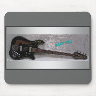66 Hagstrom Bass Mousepad Mouse Pad