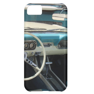 66 Mustang Cabriolet Dash Case For iPhone 5C