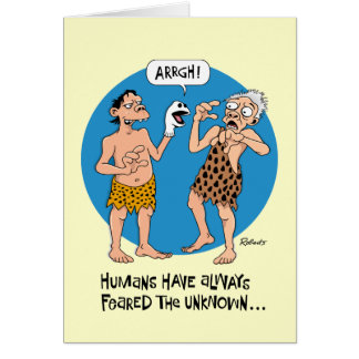 66th Birthday: Primal Fear Card