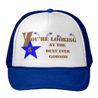 67Best Ever 5-Star Godson Cap
