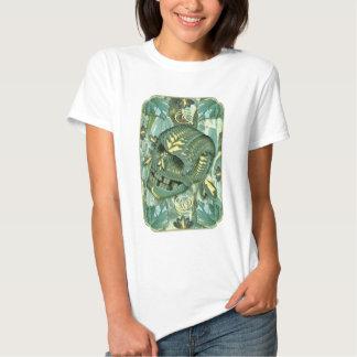 67K Green Skull T Shirts