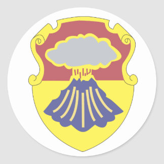 67th Armor Stickers