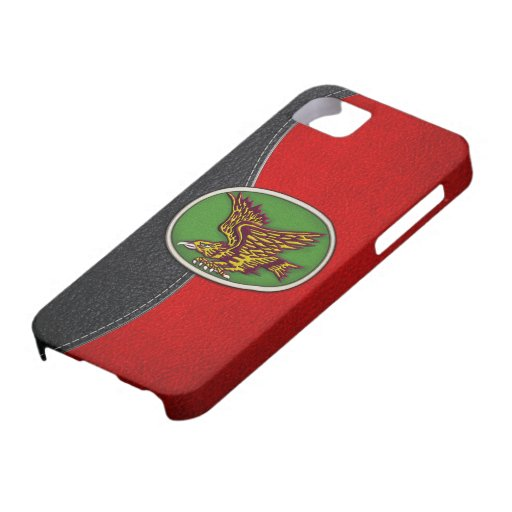 [68] 1st SF BDE Patch iPhone 5 Case