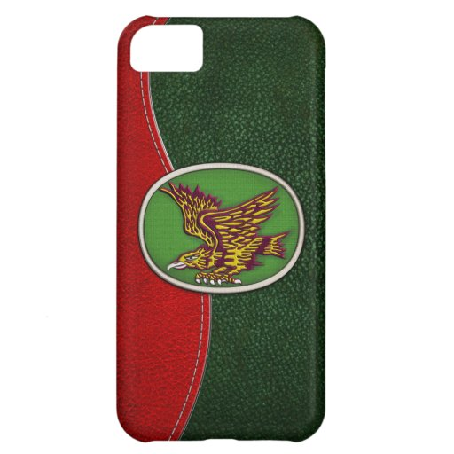 [68] 1st SF BDE Patch Case For iPhone 5C