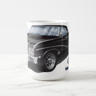 68 Buick Skylark in Black Coffee Mug
