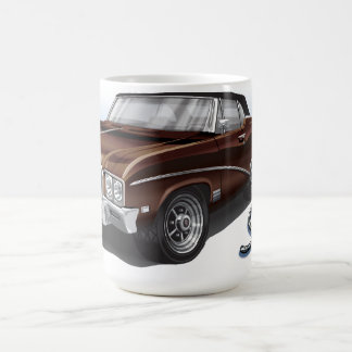 68 Buick Skylark in Bronze Coffee Mug