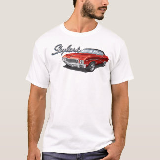 68 Buick Skylark in Red T-Shirt
