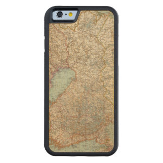 68 Finland Carved Maple iPhone 6 Bumper Case