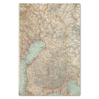 """68 Finland 10"""" X 15"""" Tissue Paper"""