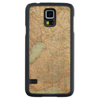 68 Finland Maple Galaxy S5 Slim Case