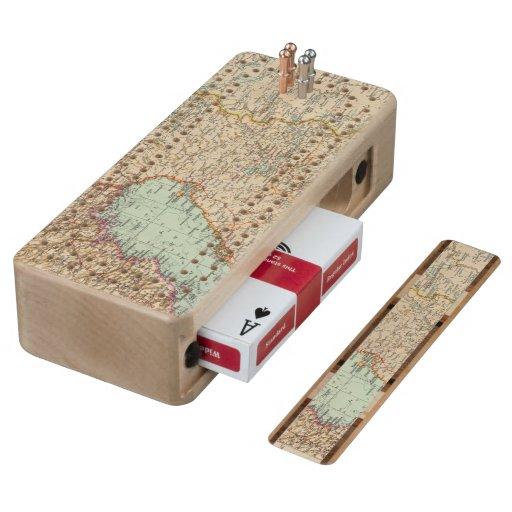 68 Finland Wood Cribbage Board