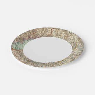 68 Finland 7 Inch Paper Plate
