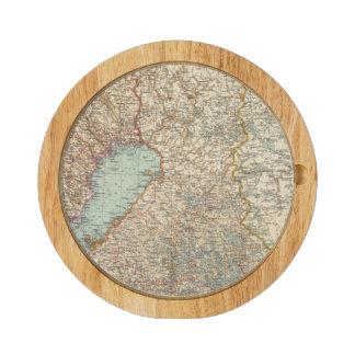68 Finland Round Cheeseboard