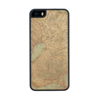68 Finland Carved® Maple iPhone 5 Slim Case