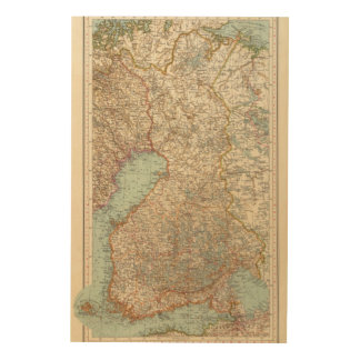 68 Finland Wood Prints