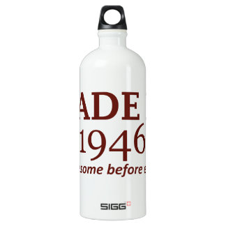 68 years designs SIGG traveller 1.0L water bottle