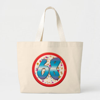 68th Birthday Bags