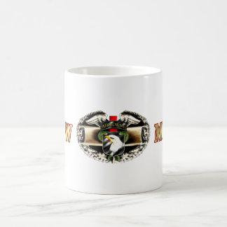 68W 101st Airborne Division Classic White Coffee Mug