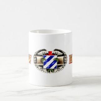 68W 3rd Infantry Division Classic White Coffee Mug