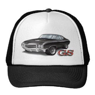 69 Buick GS in Black Cap