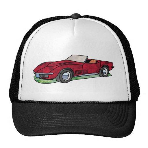 69 Corvette Sting Ray Roadster Hat