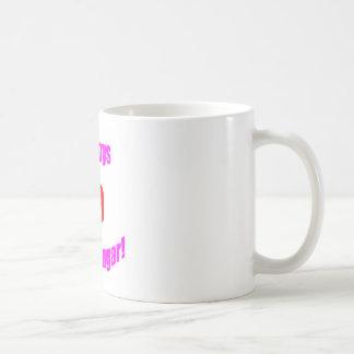 69 Cougar Birthday Coffee Mug