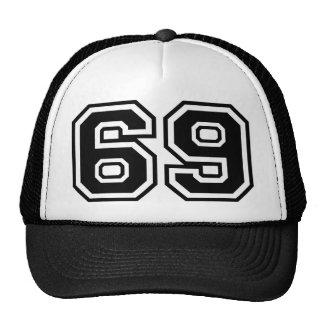 69 Sixty-Nine Sixty Nine Pop Fashion Icon Cap